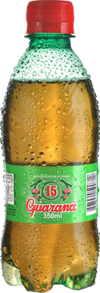 Guaraná 15 - 350ml