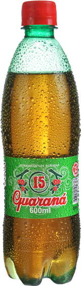 Guaraná 15 - 600ml